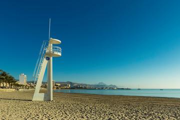 El Campello Playa Plaża