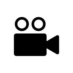Video camera icon vector. Video Camera. Camera Icons. Movie Sign. Cinema