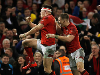 Six Nations Championship - Wales v England