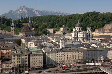 city of salzburg, austria
