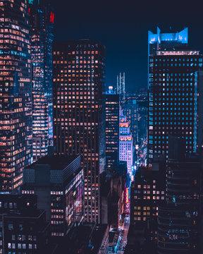 Midtown NYC Rooftop Views
