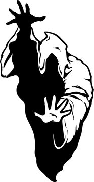 Ghost Vector Illustration