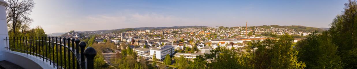 Panorama Arnsberg