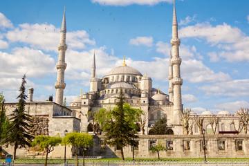Suleymaniye mosque (Süleymaniye Camii) in Istanbul, Turkey