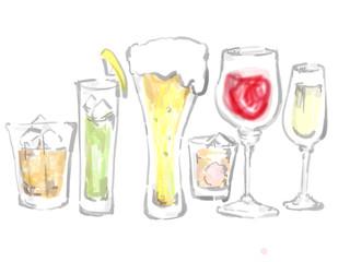 アルコール集合 お酒集合 アルコール お酒