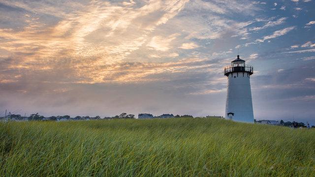 Stunning Skies Lighthouse