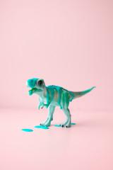 dinosaur color 2