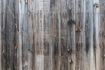 Weathered Gray Wood Background