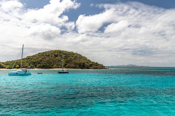 Saint Vincent and the Grenadines, Tobago Cays , Palm Island, Carriacou