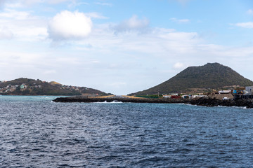 Saint Vincent and the Grenadines, Canouan, landing strip