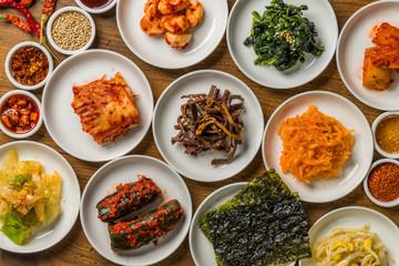 韓国料理 typical Korean gourmet