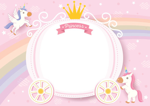 princess-unicorn-frame
