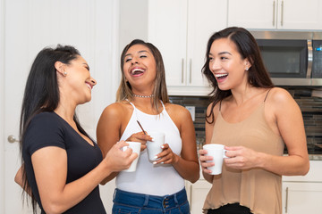 Three Moms In The Kitchen