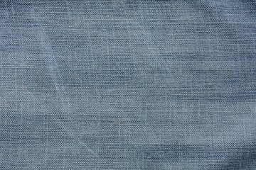 old blue denim jean texture and background