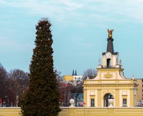 Bialystok Pałac Branickich Polska Poland Polen Branicki Palace