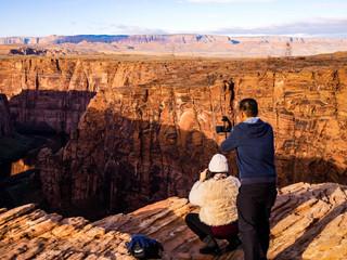 Photographer's Dream, Glenn Canyon, Arizona, USA