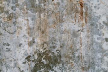 texture mur béton abimé et sali