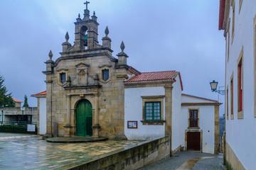 Misericordia church, in Miranda do Douro