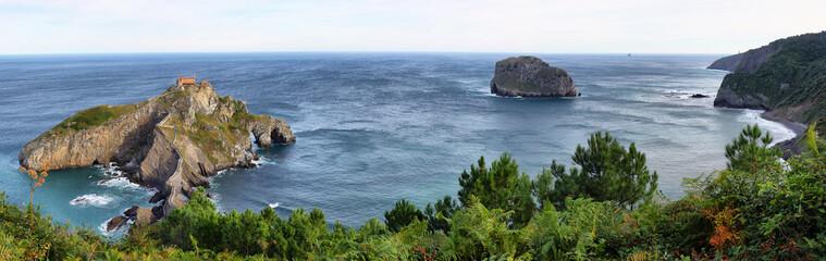 San juan de Gaztelugatxe. Basque Country