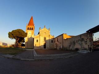 Abbazia di San Pietro di Bonifacio Verona diocesi di Vicenza