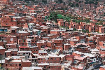 Comuna 13 in Medellin Kolumbien