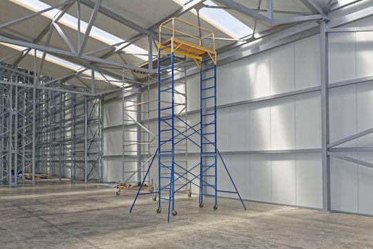 Scaffolding Warehouse