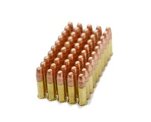 small caliber ammunition.