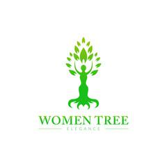 women tree logo