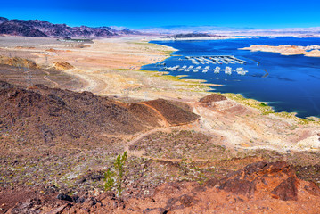 Lake Mead National Recreation Area.