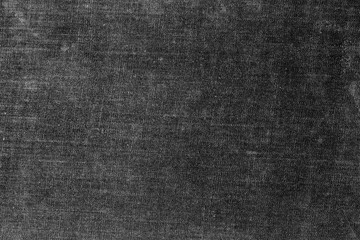 Texture of Fabric, Canvas Dark Gray Color. Textile Texture Background.