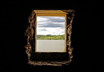 Lake window