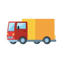 delivery service truck icon