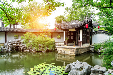Suzhou Garden, China