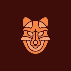 Wolf Logo Symbol Icon