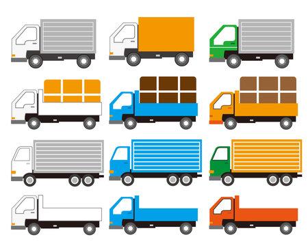 車 自動車 運転 トラック