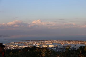 Nihondaira  shimizu, shizuoka, Japan