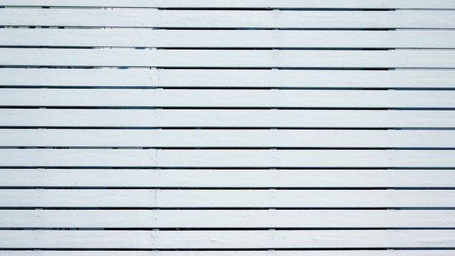 white slat wall background