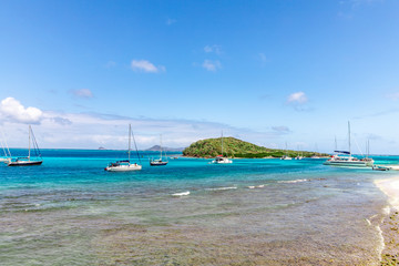 Saint Vincent and the Grenadines, Tobago Cays