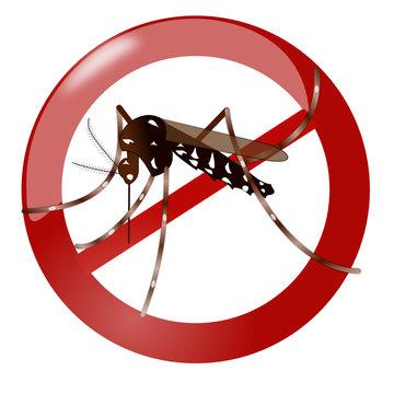 Stop aux moustique