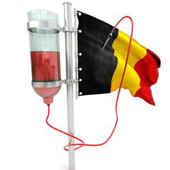 Belgium rescue