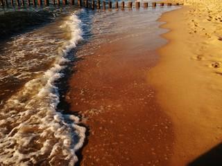 piasek, plaża,  morze