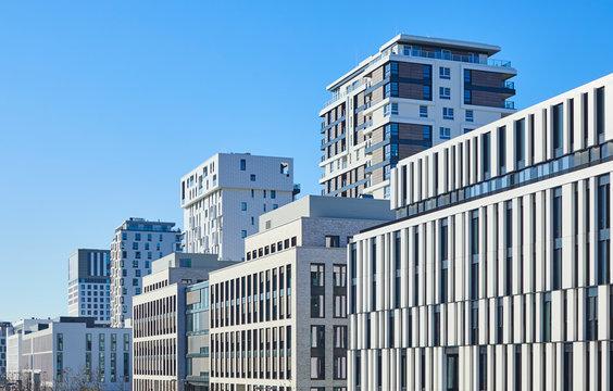 Büro Immobilien in einer Metropole