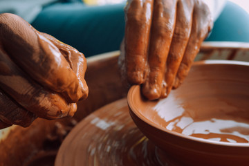 photos of pottery