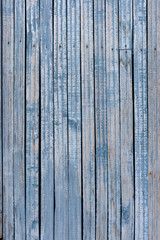 Wooden blue background for design, banner and layout