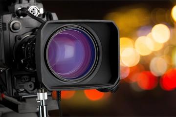Ð•elevision camera lens