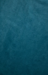 blue velvet fabric background