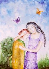 Mitgefühl , Vergebung und Loslassen als befreiende, transformative Kraft
