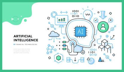 Artificial Intelligence. Financial Technologies Trends