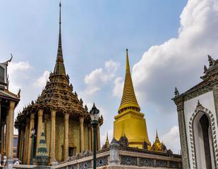 Interior in Grand Palace, Bangkok, Thailand