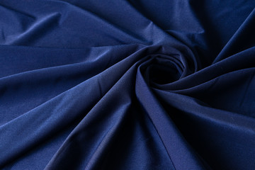 abstract blue background texture shiny fabric silk